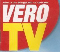 Attivato Vero TV sul canale 137 del digitale terrestre, al via il 28 Maggio