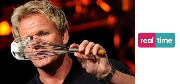 Real Time: Gordon ci insegna a cucinare piatti straordinari con semplicità, In cucina con Ramsey